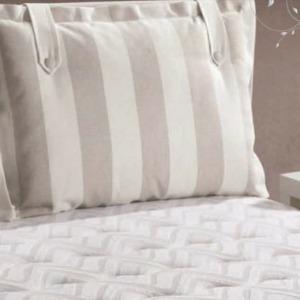 κεφαλάρι κρεβατιού Linea με μαξιλάρια